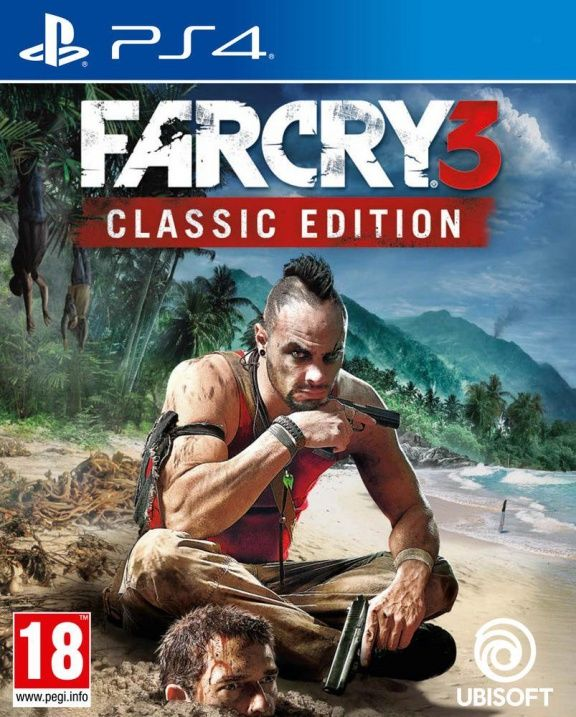 Far Cry 3 PS4