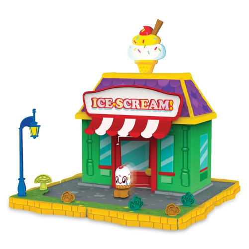 Конструктор Ice Scream Store Playset 01